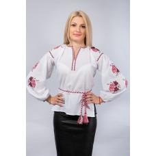 "Жіноча вишита сорочка ""Калина"" (5513)"