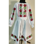 """Вишита сукня для дівчинки """"Подоляночка"""" (9912)"""