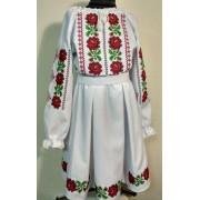 """Вишита сукня для дівчинки """"Подоляночка"""" (9913)"""